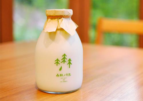 森林ノ牛乳